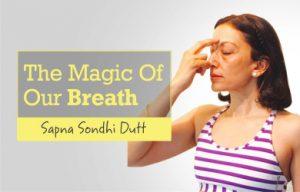 Pranayama- understanding our breath